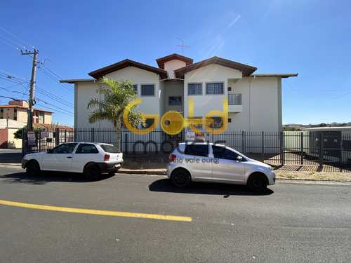 Apartamento, código 608 em São Carlos, bairro Cidade Jardim