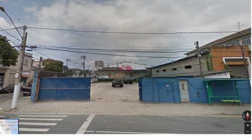 Terreno Comercial, código SEI173 em Santos, bairro Macuco