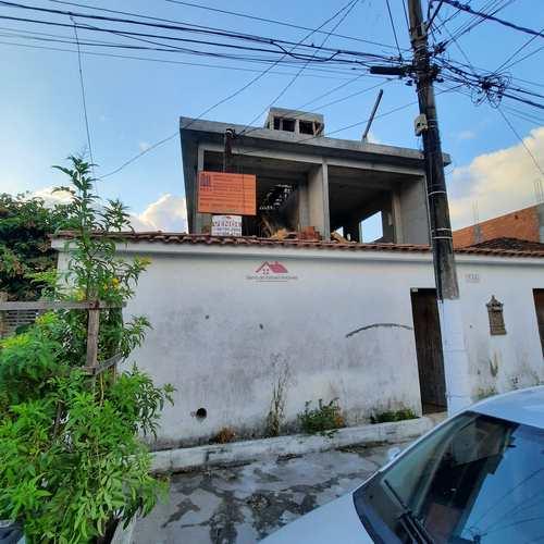 Casa, código Sei296 em Santos, bairro Santa Maria