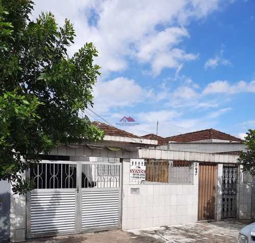 Casa, código Sei298 em Santos, bairro Rádio Clube