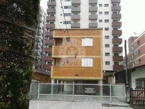 Apartamento, código 412 em Praia Grande, bairro Tupi
