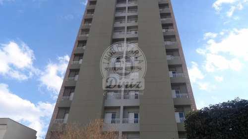 Apartamento, código 447 em Santo André, bairro Campestre