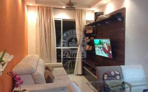 Apartamento, código 27 em Santo André, bairro Campestre