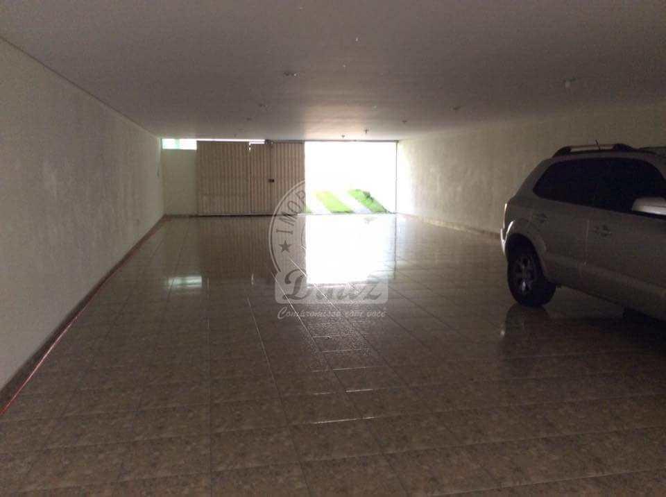 Sobrado em São Caetano do Sul, no bairro Cerâmica