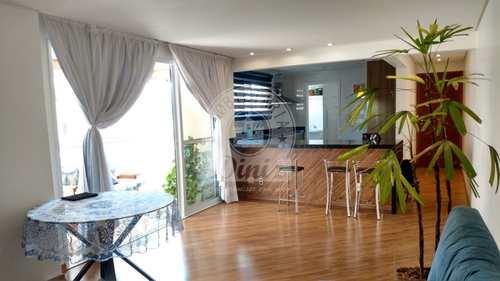 Apartamento, código 246 em Santo André, bairro Jardim