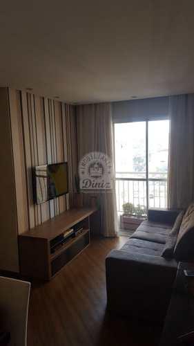 Apartamento, código 292 em Santo André, bairro Parque Erasmo Assunção