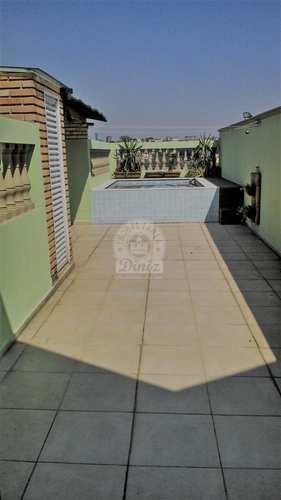 Cobertura, código 313 em Santo André, bairro Jardim