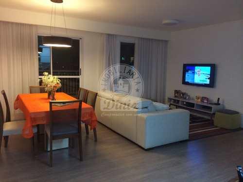 Apartamento, código 369 em Santo André, bairro Vila Valparaíso