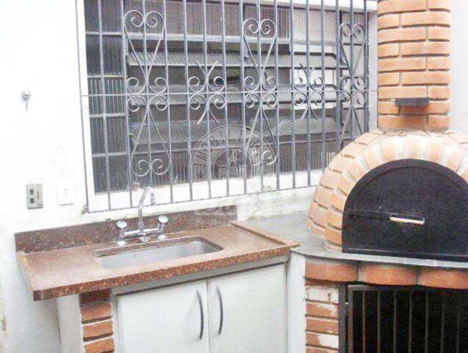 Sobrado em Santo André, no bairro Campestre