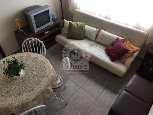 Apartamento, código 448 em Praia Grande, bairro Jardim Imperador