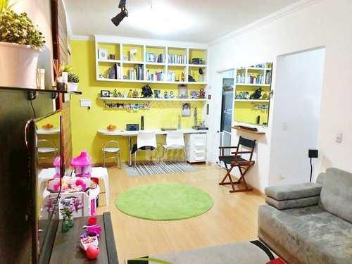 Apartamento, código 460 em São Caetano do Sul, bairro Santa Maria