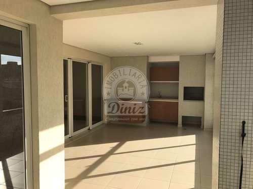 Apartamento, código 526 em São Caetano do Sul, bairro Santo Antônio