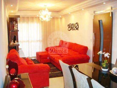Apartamento, código 575 em São Caetano do Sul, bairro Santa Maria