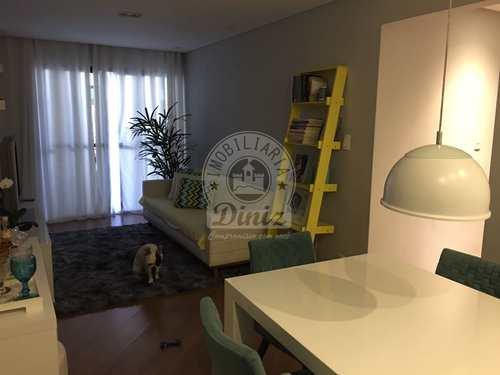 Apartamento, código 584 em São Caetano do Sul, bairro Osvaldo Cruz
