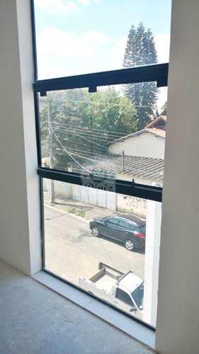 Cobertura, código 629 em Santo André, bairro Campestre