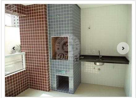 Apartamento, código 670 em São Caetano do Sul, bairro Santo Antônio