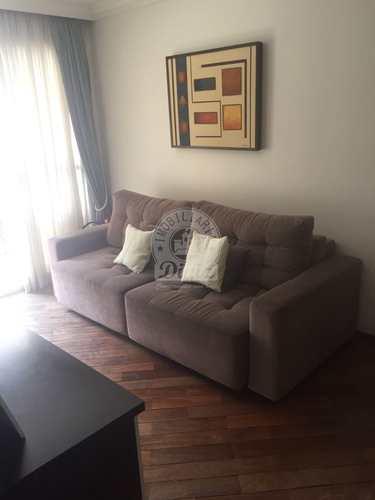 Apartamento, código 675 em São Bernardo do Campo, bairro Centro