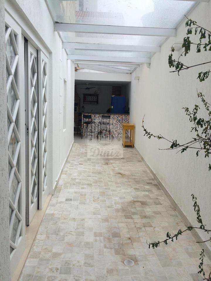 Sobrado de Condomínio em São Caetano do Sul, no bairro Jardim São Caetano
