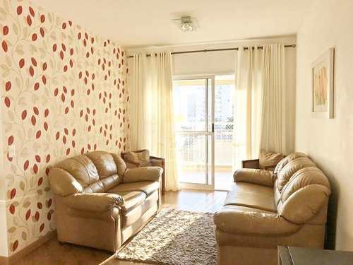 Apartamento, código 1101 em São Caetano do Sul, bairro Barcelona