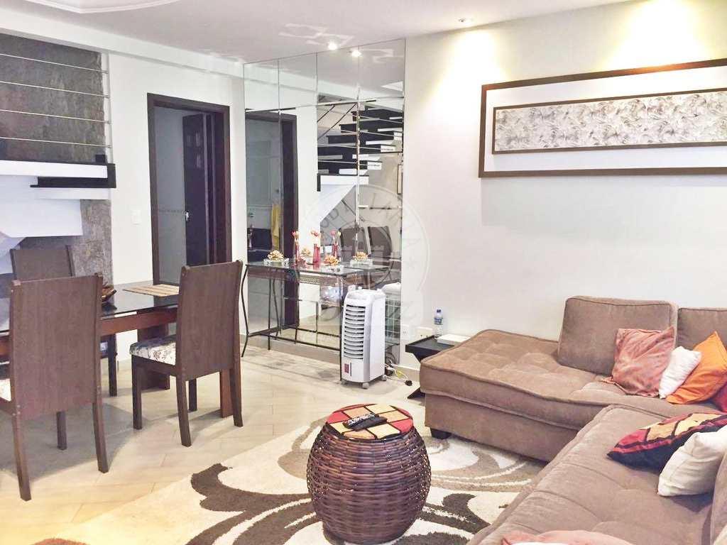Apartamento em Santo André, no bairro Santa Maria
