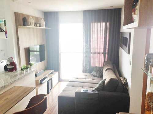 Apartamento, código 1225 em São Caetano do Sul, bairro Nova Gerty