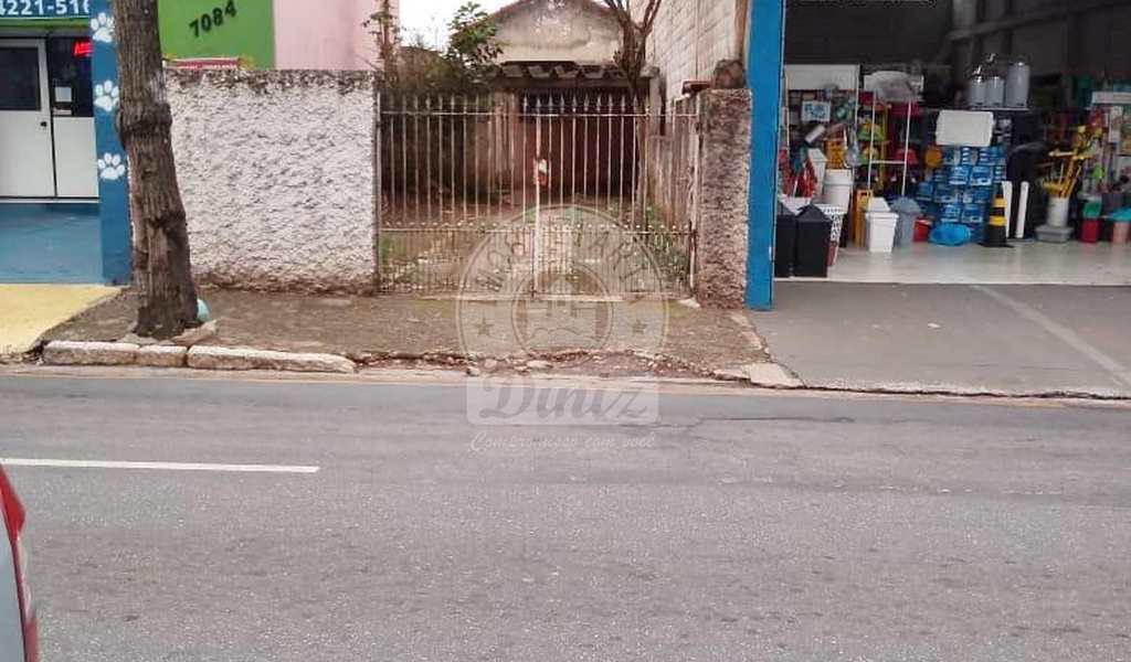 Terreno em São Caetano do Sul, bairro Santa Paula