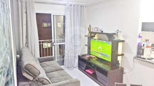 Apartamento, código 1747 em São Bernardo do Campo, bairro Rudge Ramos