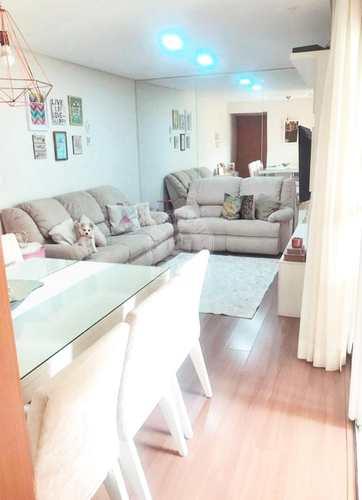 Apartamento, código 1818 em Santo André, bairro Campestre