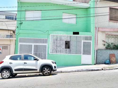 Sobrado, código 1870 em São Caetano do Sul, bairro Osvaldo Cruz