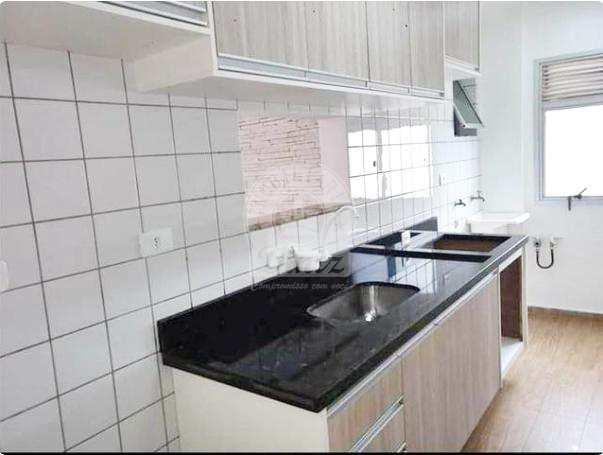 Apartamento em Santo André, no bairro Vila Luzita