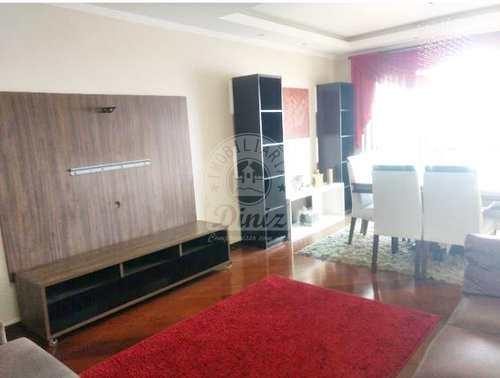 Apartamento, código 2100 em São Caetano do Sul, bairro Santa Paula