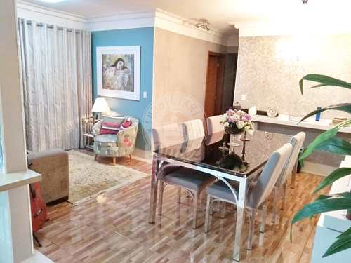 Apartamento, código 2102 em São Caetano do Sul, bairro Santa Maria