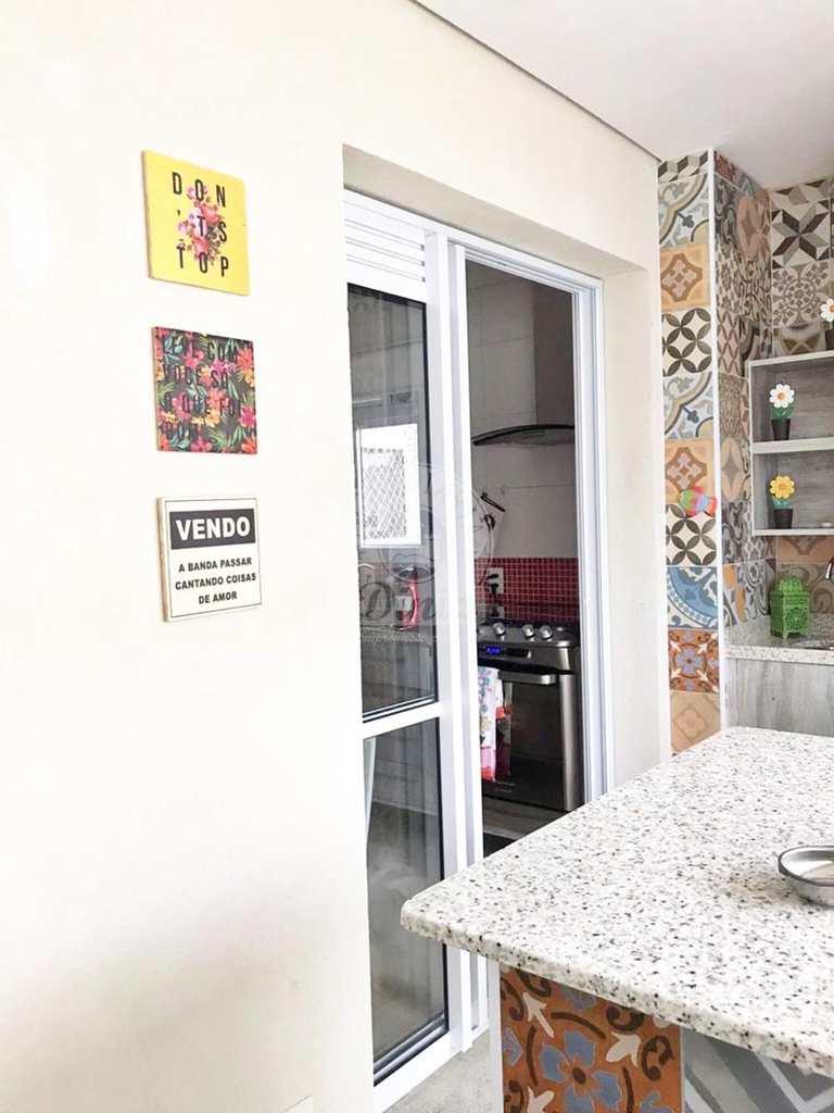 Apartamento em São Caetano do Sul, no bairro Cerâmica