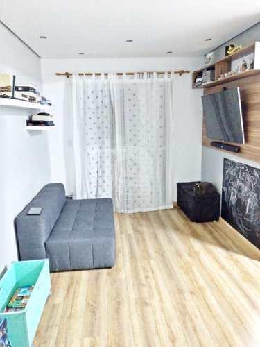 Apartamento, código 2435 em São Caetano do Sul, bairro Santa Maria