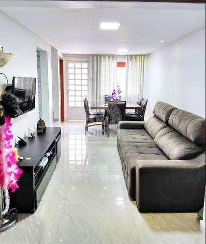 Casa de Condomínio, código 2569 em Santo André, bairro Vila Metalúrgica