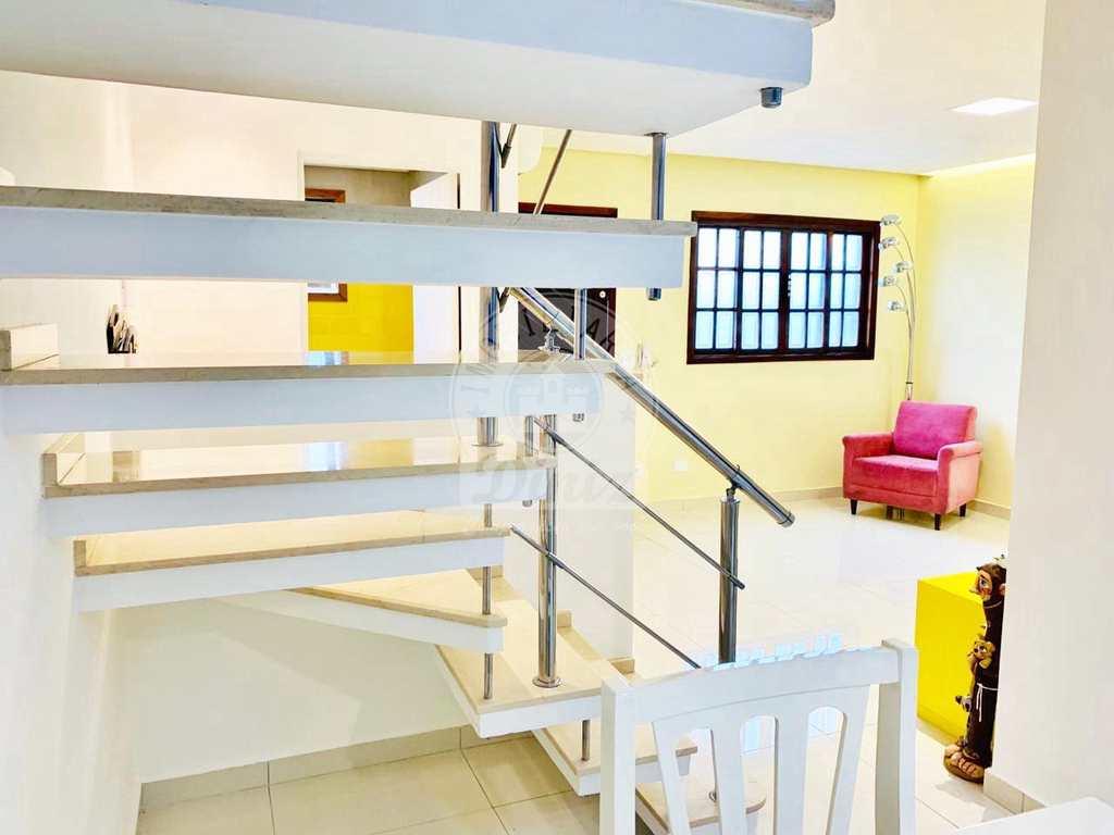 Casa de Condomínio em Santo André, no bairro Campestre
