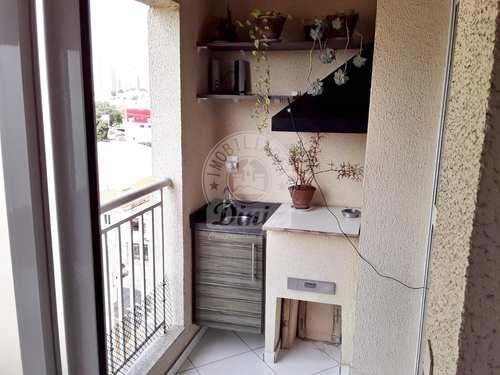 Apartamento, código 2634 em São Caetano do Sul, bairro Barcelona
