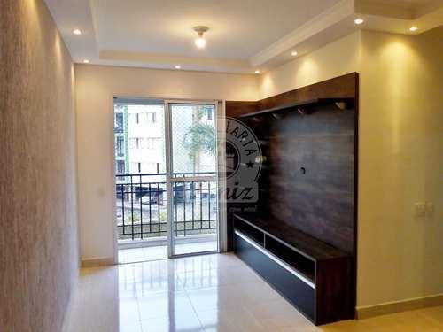 Apartamento, código 2669 em Santo André, bairro Campestre