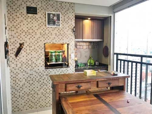Apartamento, código 2753 em São Caetano do Sul, bairro Santa Paula