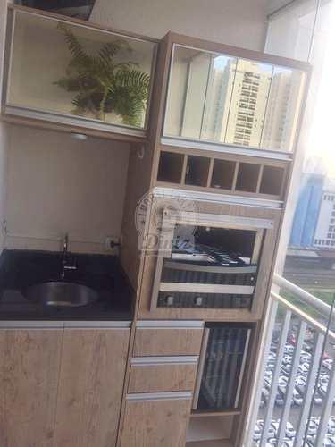 Apartamento, código 2779 em Santo André, bairro Jardim