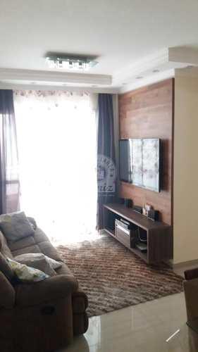 Apartamento, código 3787 em São Caetano do Sul, bairro Mauá