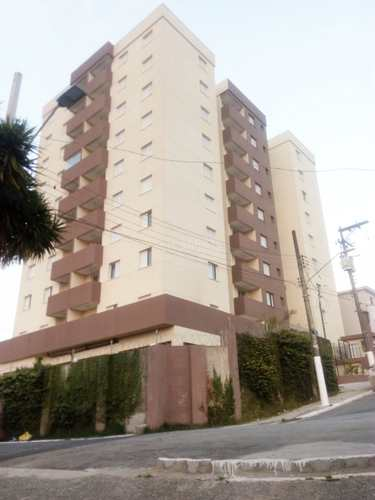 Apartamento, código 105 em São Paulo, bairro Vila das Belezas