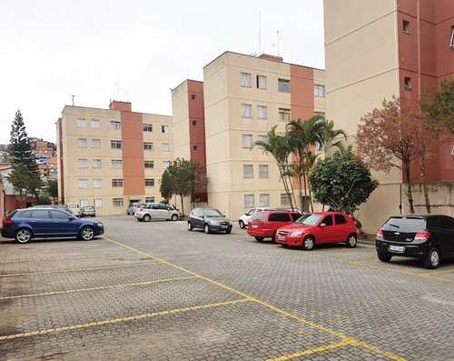 Apartamento, código 118 em São Paulo, bairro Jardim Bom Refúgio