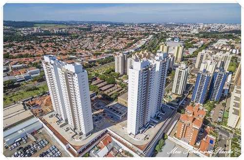 Apartamento, código 18 em Campinas, bairro Mansões Santo Antônio