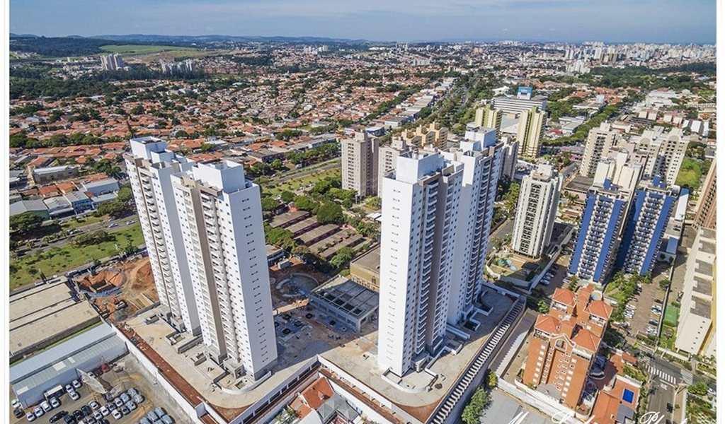 Apartamento em Campinas, bairro Mansões Santo Antônio