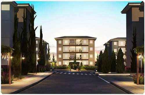 Apartamento, código 25 em Vinhedo, bairro Altos do Morumbi