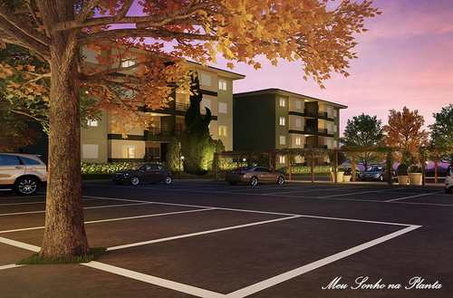 Apartamento, código 27 em Vinhedo, bairro Altos do Morumbi
