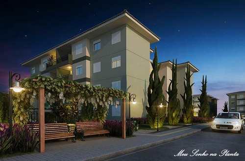 Apartamento, código 28 em Vinhedo, bairro Altos do Morumbi
