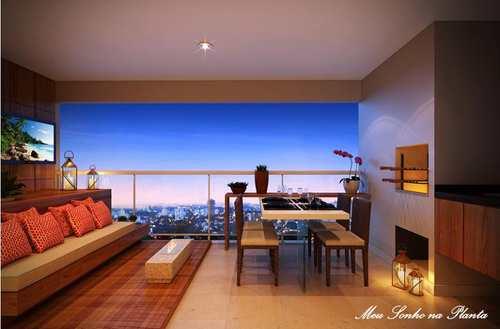 Apartamento, código 32 em Campinas, bairro Cambuí