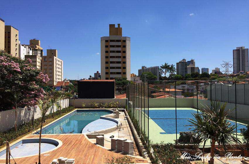 Apartamento em Campinas, no bairro Cambuí